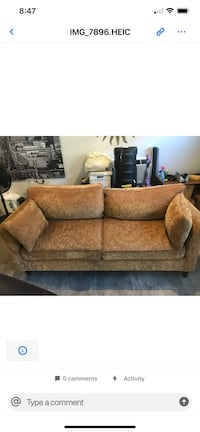 Couch, Hide A Bed