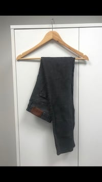 Madewell charcoal jeans size 26 lovingly and lightly worn! Washington, 20005