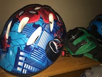 Kids helmets and pads all together  Gaithersburg, 20878