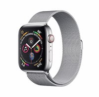 Apple Watch 4 Cellular + GPS 40mm Stainless Steel Oslo, 0194
