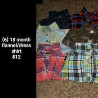 toddler's assorted clothes Council Bluffs, 51501