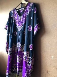 Turkish Kaftan With Drawstring Waist Handmade in Turkey Las Vegas, 89109