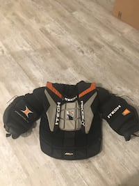 itech prodigy 48 jr hockey goalie chest protector Whitby, L1P 1L5