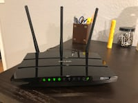Wireless Router: TP-LINK 1750 Escondido, 92025