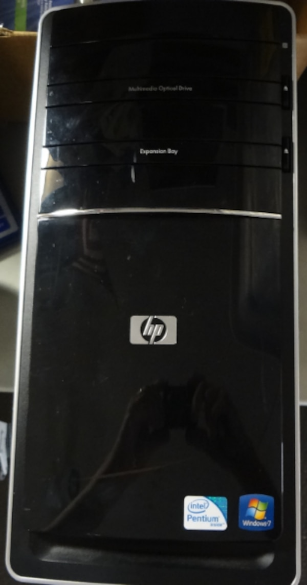 HP p6000 Dual Core 2 6ghz 4GB 320GB Computer Windows 10 Complete System  $120 00