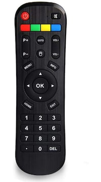 A2 Brazil TV Box-Remote Control 紐約, 11378