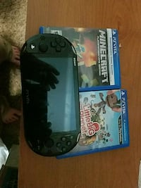 Psvita with games Youngsville, 70592