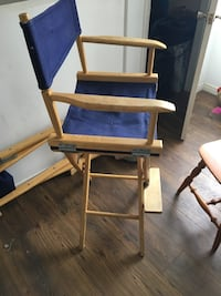 Two Director Chairs
