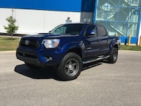 2014 Toyota Tacoma TRD Sport null