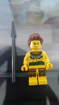 LEGO warrior minifig Winnipeg, R2H 2Z8
