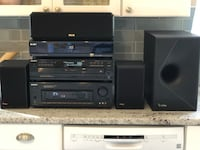 SONY COMPLETE STEREO SYSTEM WITH BLU RAY Egg Harbor Township, 08234