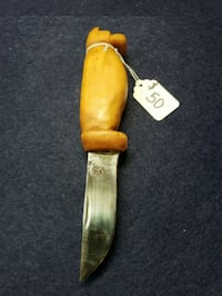 Hand carved  bear handle  knife / letter opener Sabin, 56580