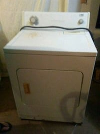 white front-load clothes dryer Rome, 30165
