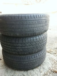 3 KUMHO CRUGEN (All Season) 235/65R17
