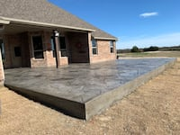 Stamped/Decorative Concrete