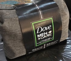 Men's Dove gift set. New
