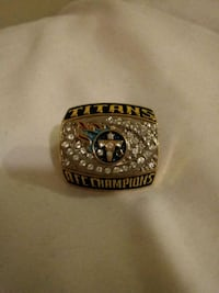 Tennessee Titans 1999 AFC Championship Pin