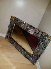 Home made Jewellery Mirror