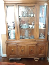 Antique Cherry China Cabinet  Cheverly, 20785
