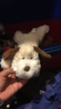 white and brown dog plush toy North Highlands, 95660