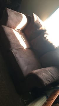 Brown Loveseat couch O Fallon, 63368