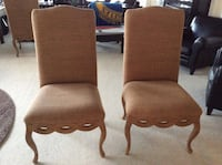 Six dining room chairs perfect condition sturdy and well made  Los Angeles, 90024
