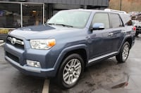 2013 Toyota 4Runner Limited 4x4 Loaded Text Offers 865-250-8927 Knoxville, 37918