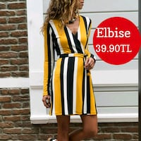 Elbise s m l bd Istanbul