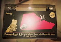 PowerUp 3.0 Smartphone controlled paper Airplane Montgomery Village, 20886