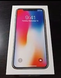 iPhone X 256 GB Space Grau Neu Düsseldorf, 40476