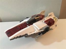 Lego Star Wars A-wing Starfighter #75175