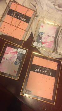 Brand new gold picture frames  London, N5X