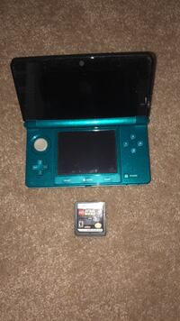 nintendo 3ds no charger or pen Germantown, 20874