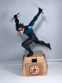 """NIGHTWING Dimond Select PVC """"Game Stop"""" exclusive Sykesville, 21784"""
