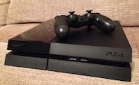 PS4 Console (Comes with controller and 2 Games) Corona, 92880