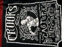 Crooks and castles tee Peterborough, K9L 1T6