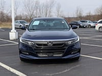 2018 Honda Accord 1.5 Ex