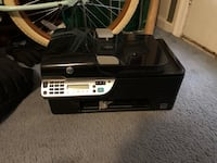 HP Office Jet 4500 wireless all-in-one Printer/Copier/Fax Machine Manassas