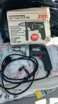 Electric power drill Vaughan, L4L 4Z7