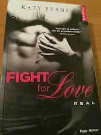Fight For Love Real par Katy Evans livre Trémont, 49310