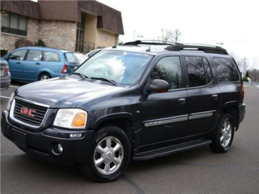 used 05 gmc envoy xl slt in waynesboro. Black Bedroom Furniture Sets. Home Design Ideas