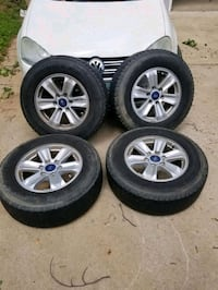 F150 wheels and tires Falls Church, 22041