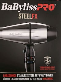 BaByliss Pro Stainless Stee Mississauga, L5M 3J9