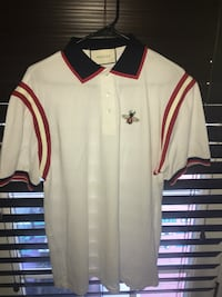 Gucci shirt size large and xl White Marsh