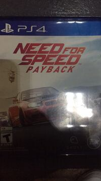 Need for speed payback ps4 London, N5Y