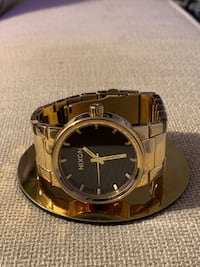 Nixon All Gold Watch. Halifax, B3B 0M2