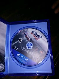 Madden NFL 18 PS4 game disc Anderson, 29624