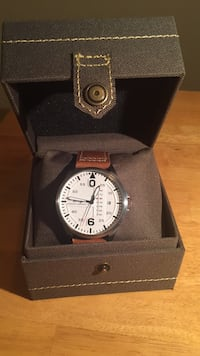 Avi-8 men's watch with box  25 km