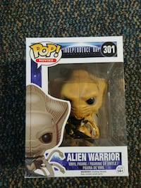 Alien Warrior Pop! From Independence Day movie Price, 84501
