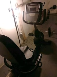 black and gray exercise equipment St. Louis, 63137